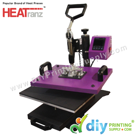 Digital Heat Press Machines > Digital Combo Heat Press > Digital Combo Heat Press (Europe) (38cm X 30cm)
