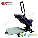 Flat Heat Press Machine - 38cm X 38cm