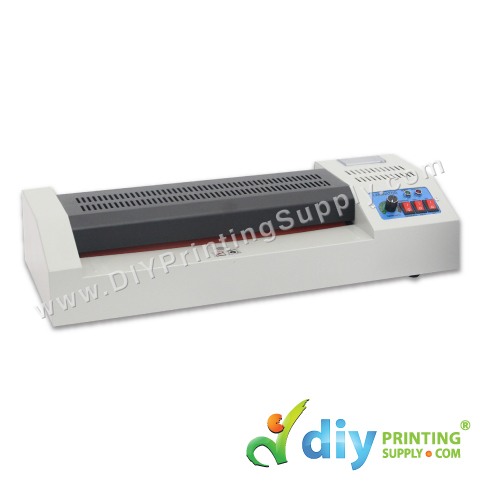 PVC Cards > PVC Laminator Machines > PVC Laminator Machine (Hot & Cold) (A3)
