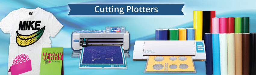 Cutting Plotter, Vinyl Cutter, CraftRobo, Graphtec