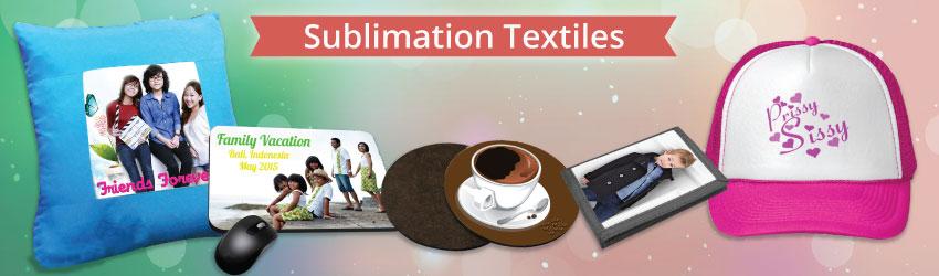 sublimation textiles, cotton, polyester t-shirt