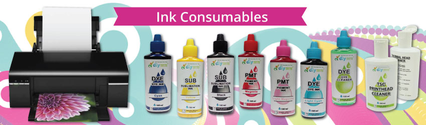 ink consumables