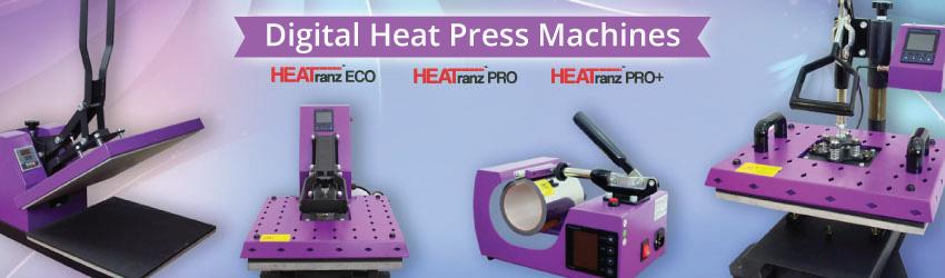 heat press machine, digital heat press