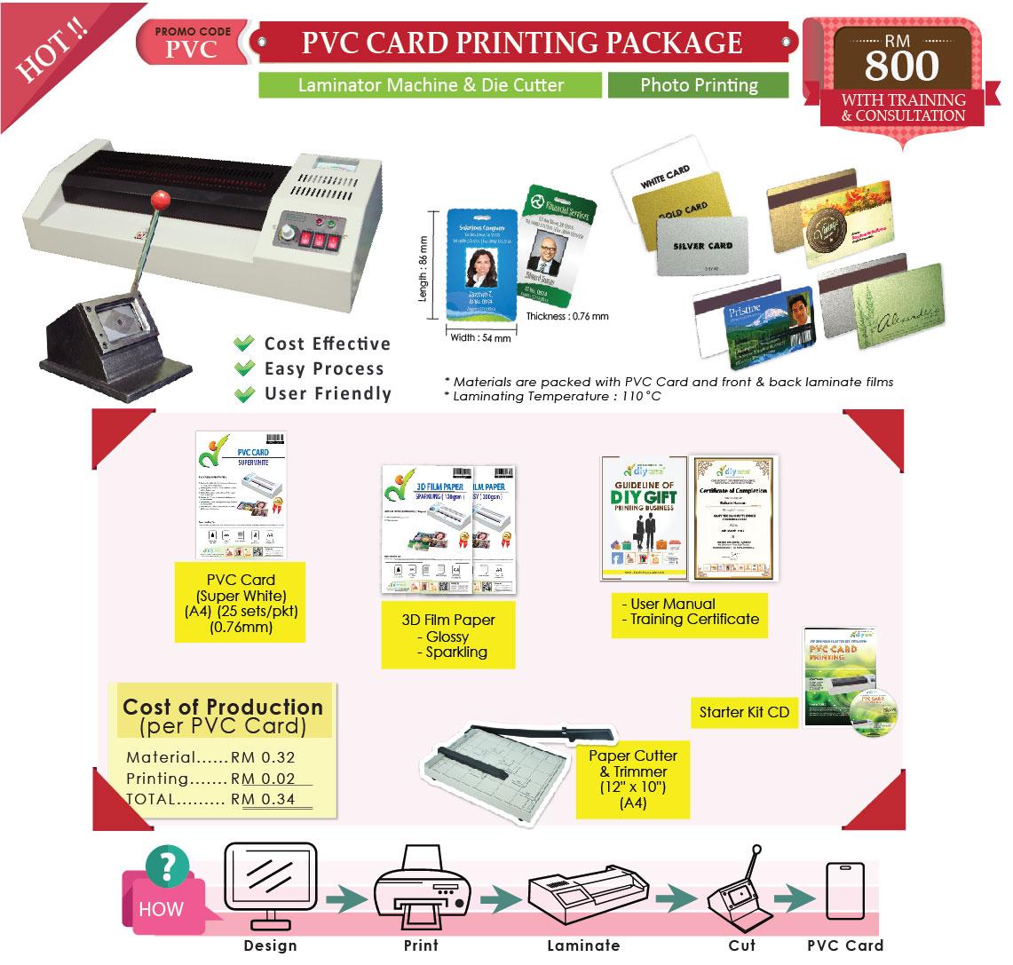 plastic pvc id card printer for card printing in malaysia