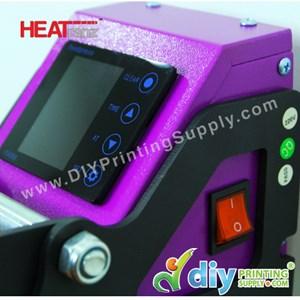 Digital Cap Heat Press (Europe) (Heatranz PRO) [LED Controller]