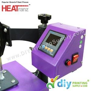 Digital Flat Heat Press (Europe) (Heatranz ECO) (20 X 20Cm) [LCD Controller]