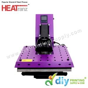Digital Flat Heat Press (Europe) (Heatranz PRO) (38 X 38Cm) [A4] [LED Controller With Extra Heat Protection]