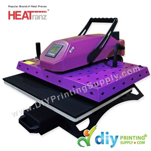 Digital Flat Heat Press (Europe) (Heatranz PRO+) (58 X 38Cm) (Swing Away With Draw-Out) [A3] [LCD Controller With Extra Heat Protection]