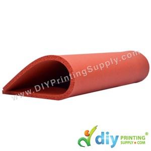 Silicone Flat Mat (38 X 38Cm) (8Mm)