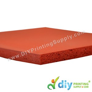 Silicone Flat Mat (58 X 38Cm) (8Mm)