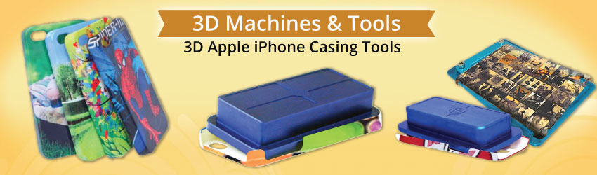 <p>Good quality material with aluminum alloy to protect the shape of your 3D Apple iPhone casing during the vacuum & heating process. See tips from expert here.</p>