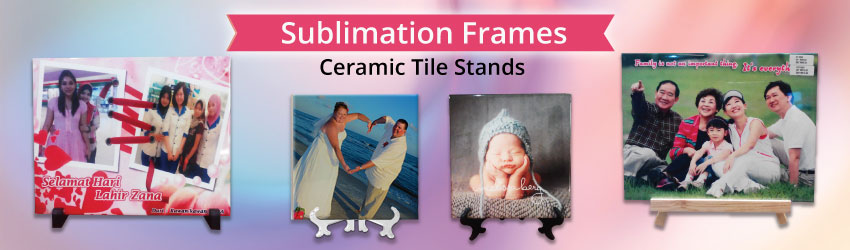 Supply tile stands for your ceramic tile. After print your tile, remember to place it with nice stand. Special & stable stands for big or small tiles. Buy now.
