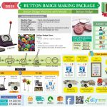Start Badge Printing Business From Button Badge Business Package
