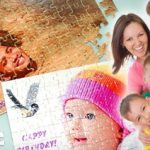 Personalized Gift Ideas; How To Make Your Own Photo Puzzle