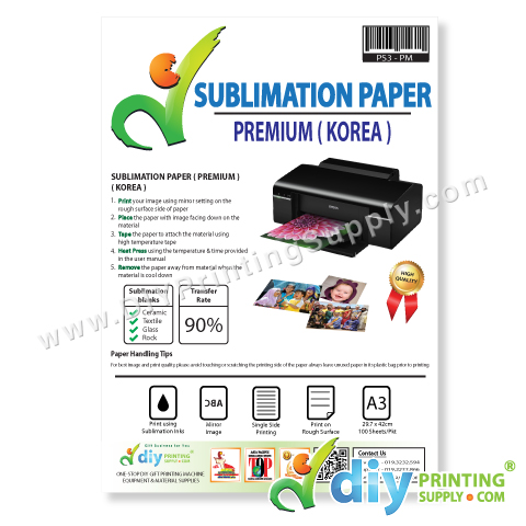 5 Types Of Paper In Heat Transfer Printing Industries You