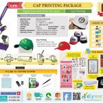 Start Your Printing Business With Cap Printing Business Package