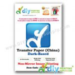 Comparison Between ATT Transfer Paper & China Transfer Paper (Dark-Based)