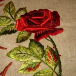 Embroidery Decorating and Craft Method