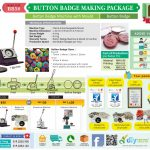 Button Badge Making Business; What Factors Make it as Profitable Business in Gift Business Industry?