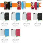 iPhone Casing (Foldable): 4/4S & 5/5S Crazy Promo