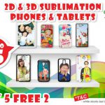 Promotion – 2D & 3D Sublimation Phone Cases