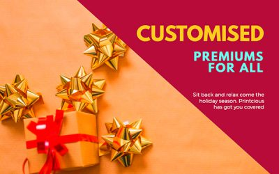 Customised Premiums for All