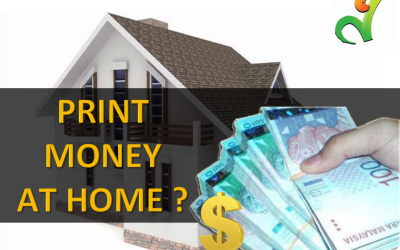 PRINT MONEY RIGHT FROM YOUR HOME