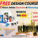 Free Graphic Design Training with DIYPrintingSupply