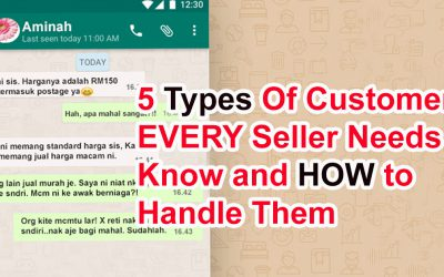 5 Characteristics of Customer that Every Seller Needs to Know and How to Handle them