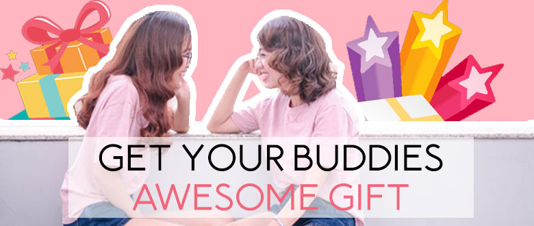 Present Your Friend with These Cool Gift Ideas in Singapore