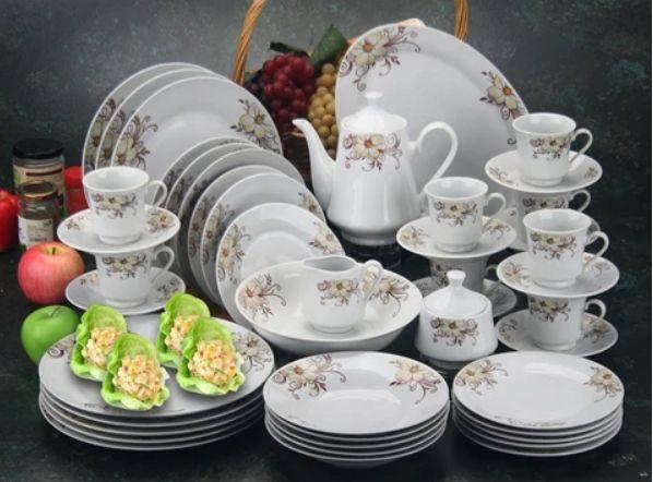 hadiah kahwin pinggan mangkuk