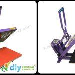 Pengenalan Untuk Teknologi Percetakkan Pemindahan Haba (Heat Press)