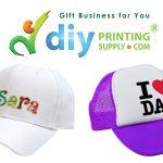 Peluang Perniagaan Percetakan Topi Dengan Kos Ringan