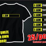 Fenomena I AM T-shirt