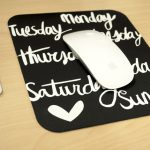 Pelapik Tetikus (Mouse Pad) yang Kreatif