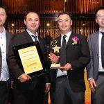 Senyuman Lebar di Sin Chew Business Excellence Awards 2016