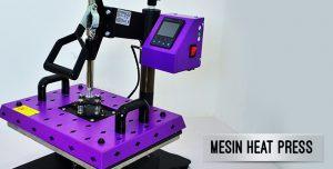 mesin heat press
