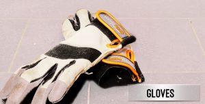 glove heat transfer