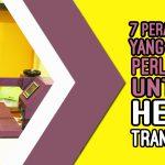 7 Peralatan yang Anda Perlukan untuk Heat Transfer ( No 7 ramai tak ambil tahu)