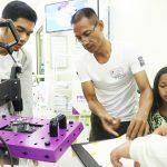 Korbankan kerjaya demi membuka perniagaan sendiri untuk anak-anak…
