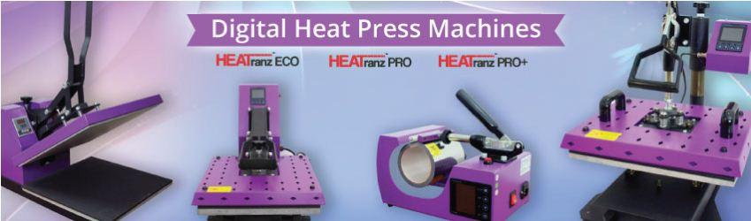 Jalankan Bisnes dari Rumah dengan Mesin Heat Press Kami!