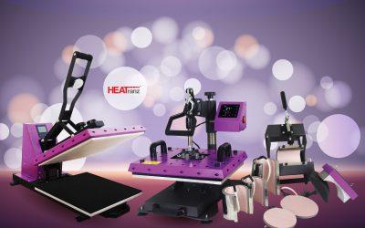 Kenapa Anda Perlu Memiliki Mesin Heat Press Dalam Perniagaan Percetakan?