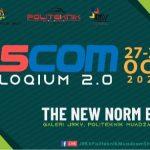 Kolokium 2.0 Projek Akhir Pelajar (VISCOM 15), Politeknik Muadzam Shah, Pahang bersama PKuP