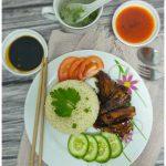 Resepi Nasi Ayam Bakar Madu Special, Memang Terliur Weh!
