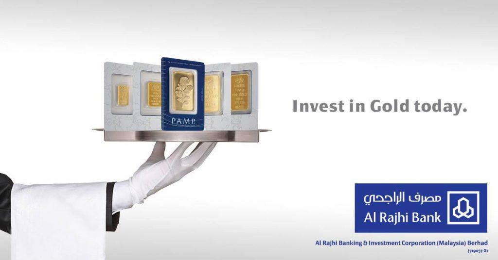 pelaburan emas Al-Rajhi