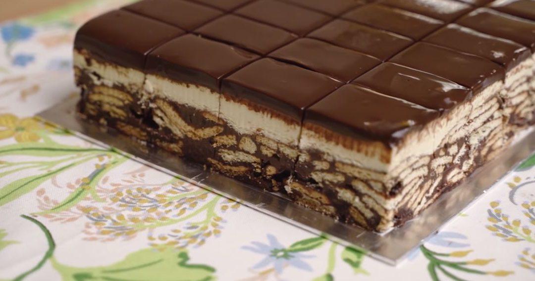 Resepi Kek Batik Indulgence Viral Lembut dan Mudah Je!