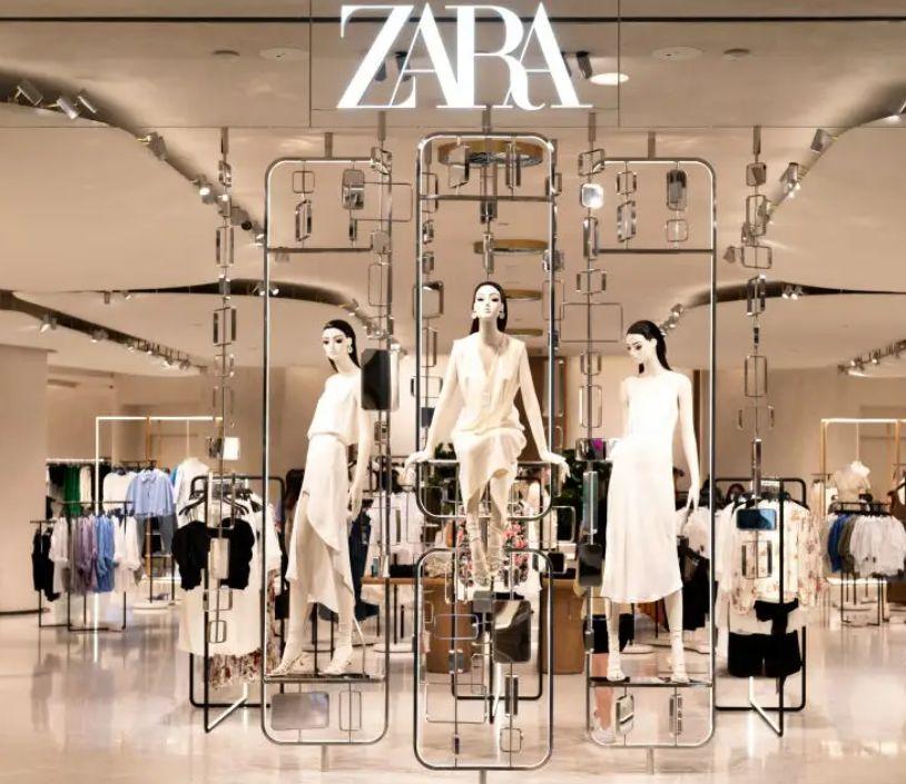 butik ZARA Malaysia