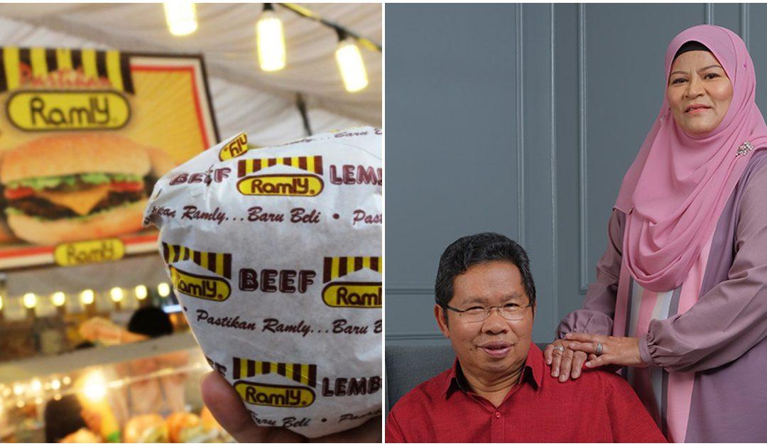 Ramly Burger: Kisah Jatuh Bangun Jutawan Burger