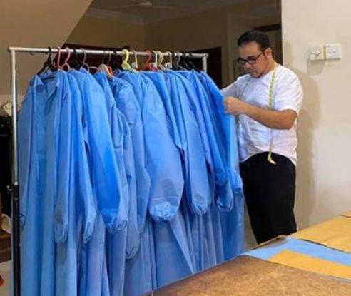pereka fesyen jahit ppe