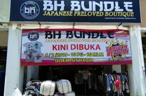 promosi baju bundle